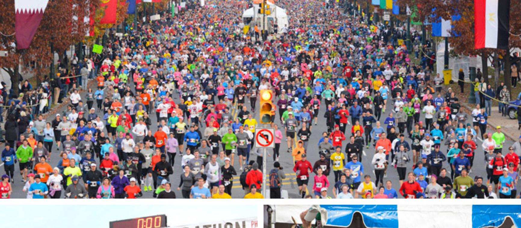 The Philadelphia Marathon Health & Fitness Expo
